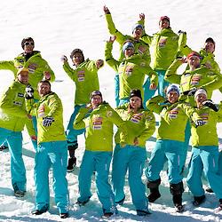 20111017: SLO, Alpine Ski - Media day of Slovenian Ski team