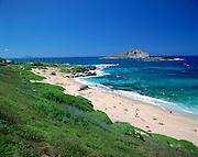 Makapuu Beach, Oahu, Hawaii, USA<br />