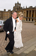 Stephen and Christine Schwartzman, Ball at Blenheim Palace in aid of the Red Cross, Woodstock, 26 June 2004. SUPPLIED FOR ONE-TIME USE ONLY-DO NOT ARCHIVE. © Copyright Photograph by Dafydd Jones 66 Stockwell Park Rd. London SW9 0DA Tel 020 7733 0108 www.dafjones.com