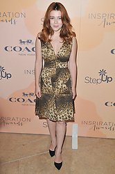 Elena Satine arrives at Step Up's 14th Annual Inspiration Awards held athe Beverly Hilton in Beverly Hills, CA on Friday, June 2, 2017. (Photo By Sthanlee B. Mirador) *** Please Use Credit from Credit Field ***