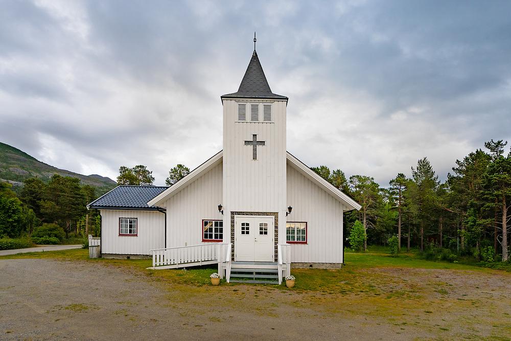 Burfjord kirke er en langkirke i Kvænangen kommune, Troms og Finnmark fylke. Bygget ble oppført som bedehus for læstadianere og ombygget til kirke med innvielse 5. juli 2009.