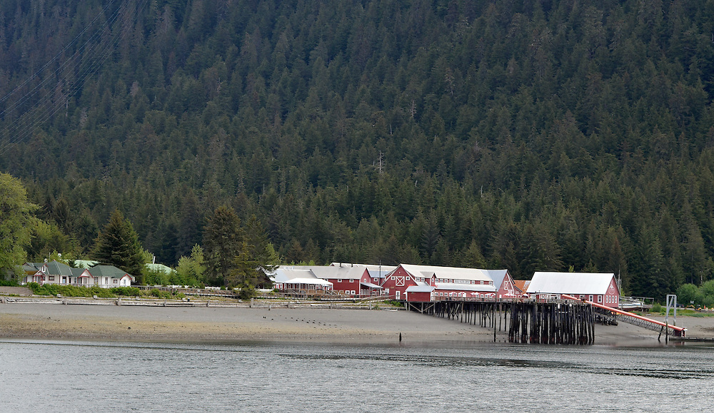 Icy Straight Point, Hoonah, Alaska.