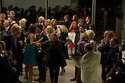 Dinner at the Museum der Moderne. Salzburg.  Amadeus Weekend. Salzburg. 23 August 2008.  *** Local Caption *** -DO NOT ARCHIVE-© Copyright Photograph by Dafydd Jones. 248 Clapham Rd. London SW9 0PZ. Tel 0207 820 0771. www.dafjones.com.