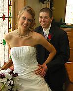 Mariah and Travis Wedding