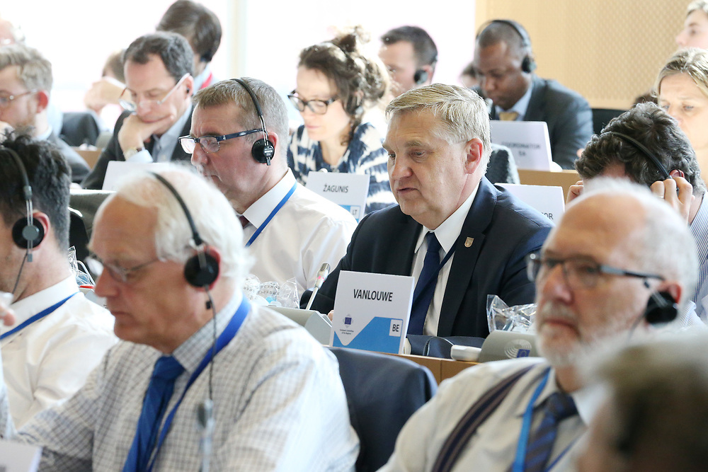 11 May 2017, 123rd Plenary Session of the European Committee of the Regions <br /> Belgium - Brussels - May 2017 <br /> <br /> © European Union / Patrick Mascart