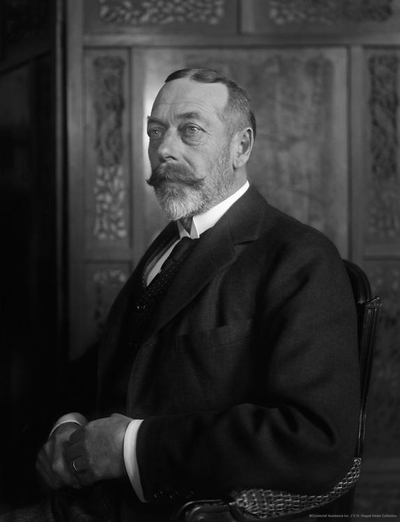 Royal Family: King George V, 1921