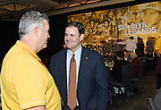 Arizona Governor Doug Ducey at ASU Sun Devil Legends Lunch during Homecoming