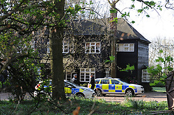 LNP HIGHLIGHTS OF THE WEEK 11/04/14 © Licensed to London News Pictures. 08/04/2014<br /> Peaches Geldof Death.<br /> Police outside the home of Peaches Geldof this morning (08.04.2014) after she died yesterday at the age of 25 years.<br /> Photo credit :Grant Falvey/LNP