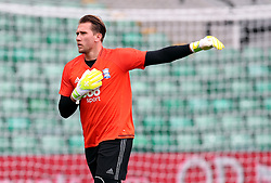 Birmingham City goalkeeper David Stockdale