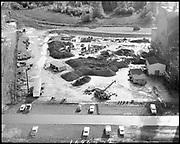 "Ackroyd 16965-12 ""Oregon Steel Mills. Aerials & ground photos. Rivergate. October 23, 1970."""