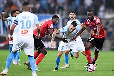 Marseille vs Guingamp - 16 September 2018