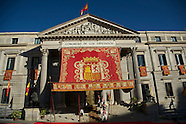 122711 spanish royals 10th parliament sessions