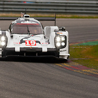 Porsche Team  Porsche 919 Hybrid #19 driven by Nico Hulkenberg / Earl Bamber / Nick Tandy, WEC 6 Hours of Spa-Francorchamps 2015