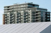 Feature / Reportasje<br /> OL 2010 Vancouver Canada<br /> Foto: Gepa/Digitalsport<br /> NORWAY ONLY<br /> <br /> Vorschau auf die Olympischen Winterspiele 2010 in Vancouver. <br /> <br /> Bild zeigt ein Haus. Keywords: Olympisches Dorf, Olympic Villag