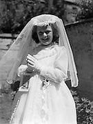 25/05/1957<br /> 05/25/1957<br /> 25 May 1957<br /> <br /> Deirdre Colgan (Jnr) - First Holy Communion