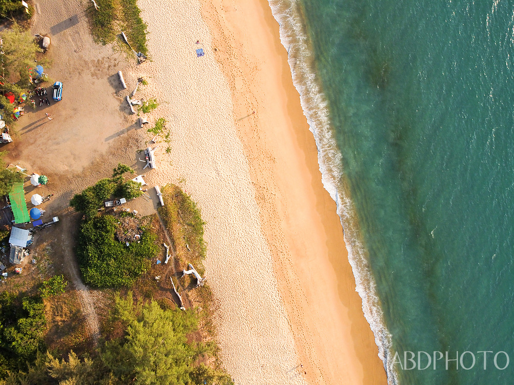 DCIM\100MEDIA\DJI_0028.JPG Drone over Phuket Thailand Anantara Mai Khao