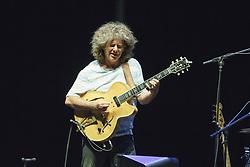 July 2, 2018 - Madrid, Spain - American jazz guitarist Pat Metheny in concert during Botanical Nights Festival on July 2, 2018 in Madrid, Spain  (Credit Image: © Oscar Gonzalez/NurPhoto via ZUMA Press)