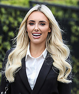 Amber Turner - Photocall for Envy Shoes