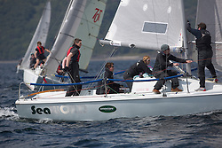 Day three of the Silvers Marine Scottish Series 2016, the largest sailing event in Scotland organised by the  Clyde Cruising Club<br /> Racing on Loch Fyne from 27th-30th May 2016<br /> <br /> 7060N, Seaword, Dara O'Malley, PEYC<br /> <br /> Credit : Marc Turner / CCC<br /> For further information contact<br /> Iain Hurrel<br /> Mobile : 07766 116451<br /> Email : info@marine.blast.com<br /> <br /> For a full list of Silvers Marine Scottish Series sponsors visit http://www.clyde.org/scottish-series/sponsors/