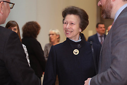 Princess Royal met staff at the official opening f the new Standard Life Aberdeen HQ in St Andrew Square Edinburgh 10042018 pic by Terry Murden @edinburghelitemedia 07971 686038