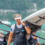 NZ W4X @ World Champs 2015