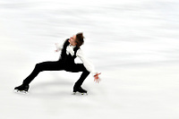 Deniss VASILJEVS LAT <br /> Men Short Program <br /> Milano 22/03/2018 Assago Forum <br /> Milano 2018 - ISU World Figure Skating Championships <br /> Foto Andrea Staccioli / Insidefoto