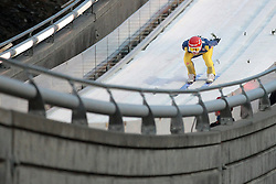 25.11.2012, Lysgards Schanze, Lillehammer, NOR, FIS Weltcup, Ski Sprung, Herren, im Bild Wellinger Andreas (GER) during the mens competition of FIS Ski Jumping Worldcup at the Lysgardsbakkene Ski Jumping Arena, Lillehammer, Norway on 2012/11/25. EXPA Pictures © 2012, PhotoCredit: .EXPA/ Federico Modica