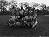 1957 - Queens University v UCC, FInal Collingwood Cup