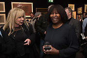HELEN LEDERER, JOAN ARMATRADING, preview evening  in support of The Eve Appeal, a charity dedicated to protecting women from gynaecological cancers. Bonhams Knightsbridge, Montpelier St. London. 29 April 2019