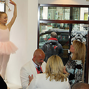 London,England,UK : 28th April 2016 : Kimberly Wyatt launches the 2016 annual BLOCH Dance World Cup at BLOCH, 35 Drury Lane, Covent Garden, London. Photo by See Li