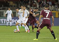 August 11, 2017 - Turin, Italy - Daniele Ferretti during Tim Cup 2017/2018 match between Torino v Trapani, in Turin, on August 11, 2017. FC Torino win 7-1 the math. (Credit Image: © Loris Roselli/NurPhoto via ZUMA Press)