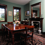Heritage Dining Room, Bed and Breakfast, Australia