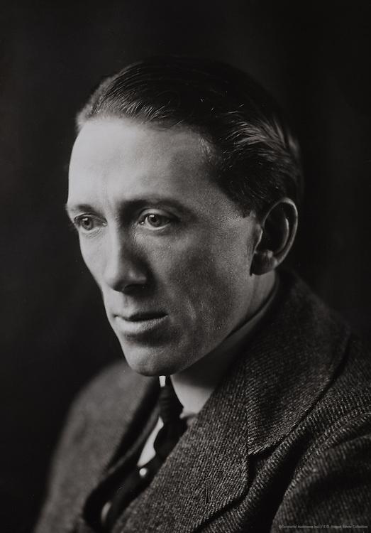 Gerald Du Maurier, actor & manager, father of the major author Daphne du Maurier, England, UK, 1912