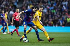 Barcelona v Atletico Madrid - 04 March 2018