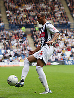 Photo: Rich Eaton.<br /> <br /> West Bromwich Albion v Leeds United. Coca Cola Championship. 30/09/2006. Diomansy Kamara of West Brom