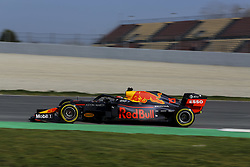 February 28, 2019 - Montmelo, Spain - PIERRE GASLY of Aston Martin Red Bull Racing during the 2019 FIA Formula 1 World Championship pre season testing at Circuit de Barcelona-Catalunya in Montmelo, Spain. (Credit Image: © James Gasperotti/ZUMA Wire)