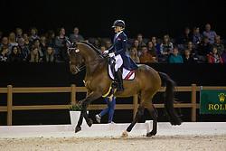 Uzunhasan Lina, USA, Donna Ray<br /> Indoor Brabant<br /> © Sharon Vandeput<br /> 9/03/18