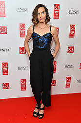 Victoria Pendleton attending the Red Women of the Year Awards, at the Royal Festival Hall in London. Picture date: Monday October 17th, 2016. Photo credit should read: Matt Crossick/ EMPICS Entertainment.