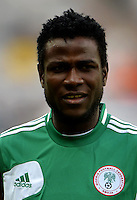 Fifa Brazil 2013 Confederation Cup / Group B Match / <br /> Tahiti vs Nigeria  1-6  ( Mineirao Stadium - Belo Horizonte , Brazil )<br /> Solomon Kwambe of Nigeria , during the match between Tahiti and Nigeria
