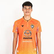 THAILAND - JUNE 25: Rachan Prasittong #16 of Nakhonratchasrima Mazda FC on June 25, 2019.<br /> .<br /> .<br /> .<br /> (Photo by: Naratip Golf Srisupab/SEALs Sports Images/MB Media Solutions)