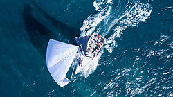 Indian - Carkeek 47, competing in the 2019 Coventry Reef Race off Western Australia.