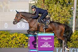De Luca Lorenzo, ITA, Ensor de Litrange Lxii<br /> Longines FEI Jumping Nations Cup™ Final<br /> Barcelona 20128<br /> © Hippo Foto - Dirk Caremans<br /> 07/10/2018