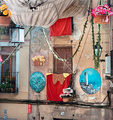 Spanke, Toledo, 28-5-2007Toledo is de hoofdstad van een gelijknamige provincie, in de autonome gemeenschap van Castilië-La Mancha in Spanje. De stad is gelegen aan de rivier de Taag, ten zuidwesten van de hoofdstad Madrid. De stad heeft een rijke geschiedenis en cultuur, en staat dan ook op de Werelderfgoedlijst van de UNESCO.Foto: Flip Franssen/Hollandse Hoogte