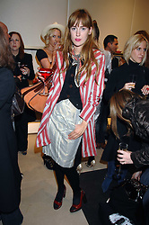 MARY FELLOWES at a party at shoe store Sergio Rossi, 207 Sloane Street, London on 4th April 2007.<br /><br />NON EXCLUSIVE - WORLD RIGHTS