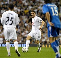 Photo: Ed Godden/Sportsbeat Images.<br /> Tottenham Hotspur v Anorthosis Famagusta. UEFA Cup, First Leg. 20/09/2007. Spurs' Robbie Keane.