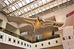 Spirit Of St. Louis Plane, Air and Space Museum