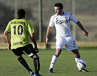 Fotball<br /> La Manga - Spania<br /> 04.02.2009<br /> FC København v Cartagena 2-0<br /> Foto: Morten Olsen, Digitalsport<br /> <br /> Niclas Jensen