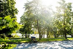September 18, 2017 - Bergen, NORWAY - 170918 Brandon McNulty of USA competes during the Men Under 23 Individual Time Trial on September 18, 2017 in Bergen..Photo: Vegard Wivestad GrÂ¿tt / BILDBYRN / kod VG / 170015 (Credit Image: © Vegard Wivestad Gr¯Tt/Bildbyran via ZUMA Wire)