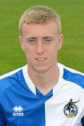 Jamie Lucas of Bristol Rovers - Mandatory byline: Dougie Allward/JMP - 07966386802 - 03/08/2015 - FOOTBALL - Bristol Rovers Training Ground -Bristol,England - Bristol Rovers Headshots