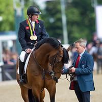 Nick Skelton and Big Star - 2017 Royal Windsor Horse Show